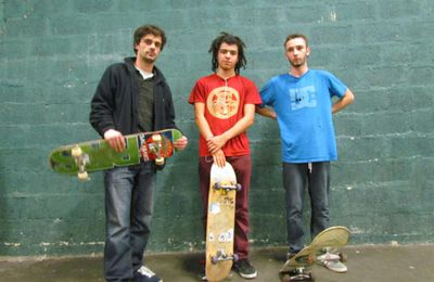 Asso Skate St-Lô : section Raymonde