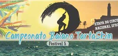 Tarta Skim Festival 5 | Campeonato Baiano de Skimboard 2015