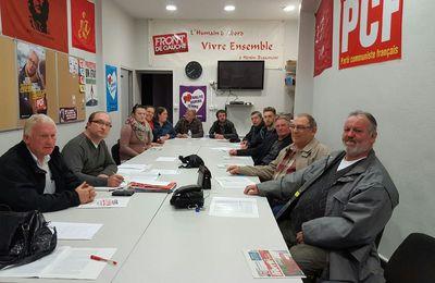 Le PCF d'Hénin-Beaumont a tenu sa conférence de section