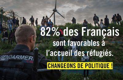 Réfugiés : la France doit faire le choix de l'accueil