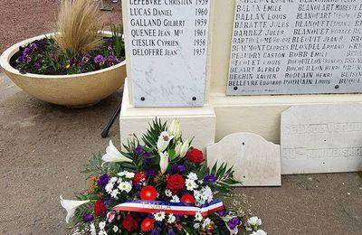 Service minimum de la municipalité pour les commémorations du 19 mars célébrant la fin de la guerre d'Algérie