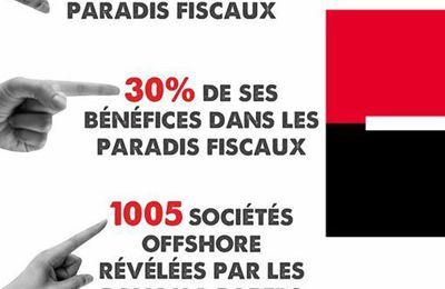 Société Générale : l'impunité fiscale, ça suffit !