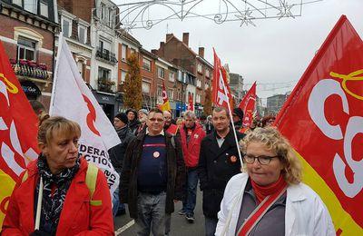 Mobilisation contre les ordonnances Macron : la lutte continue, on ne lâche rien !