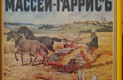 Collection Emmaüs > La charrue hippomobile >  Une affiche de l'Est…