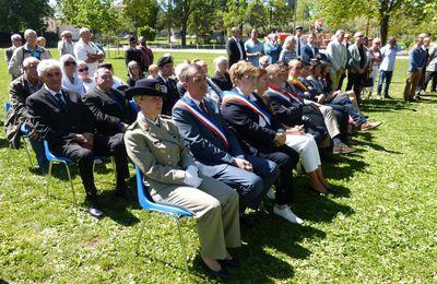 Un hommage rendu aux Harkis à Draguignan (83)
