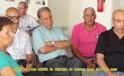 Les oubliés de l'histoire de Saumur Harkis (49)