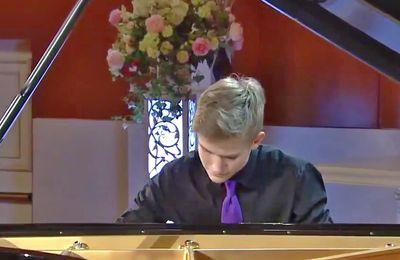 Simon Buerki at IV Astana Piano Passion