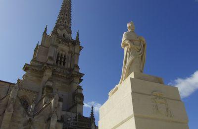 photo du jour : Luçon le cardinal Richelieu .