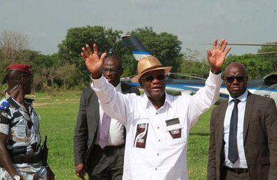 Visite du Chef de l'Etat dans le Nord: Meeting à Kaniasso
