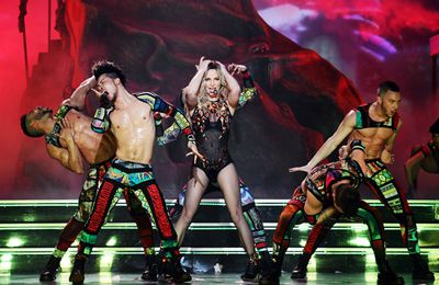 BRITNEY SPEARS, LA VERITABLE MACHINE A SOUS