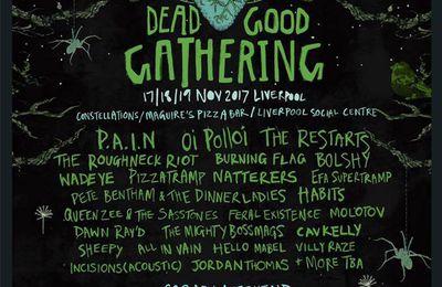 Dead Good Gathering 2017 | 17 - 19 Nov