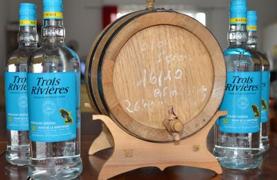 Faire vieillir son rhum part X - Batch 3 -