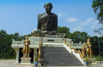 Sakon Nakhon : Visite du Wat Pa Pracha Niyom