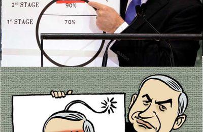 Appliquer l'accord de Vienne au programme nucléaire israélien! PC d'Israël