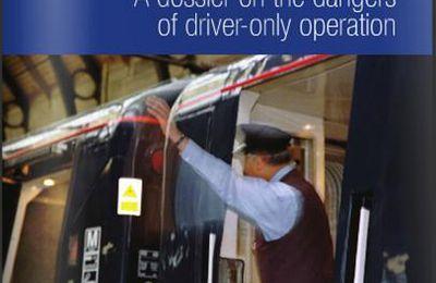 En Grande-Bretagne aussi: non aux trains sans contrôleur!