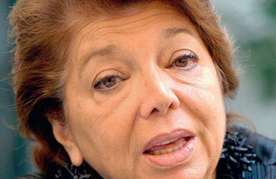 "Leïla Shahid juge feu Shimon Peres ""assez sévèrement malheureusement"""