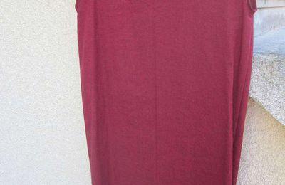 Une autre robe rouge...
