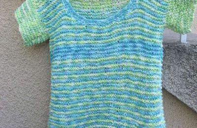 Et encore du tricot !!!