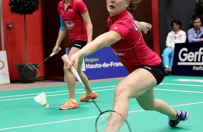 Emilie Lefel championne de France !