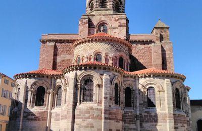 Basilique de Brioude, Auvergne