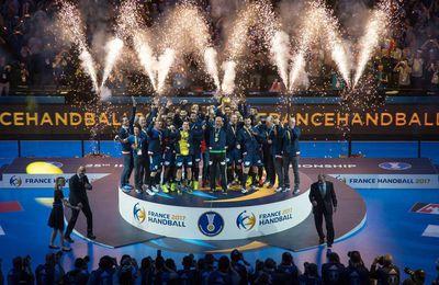 Finale France - Norvège (33-26)