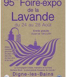 Foire de la Lavande:Digne-les-Bains (04)