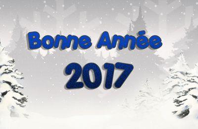 Bonne et Heureuse Année 2017