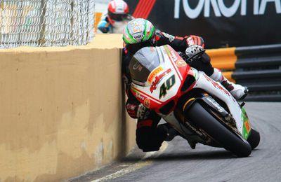 GP Macao Moto 2015 aucun Français engagés