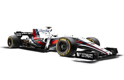 Formule 1 la Williams FW 40 2017