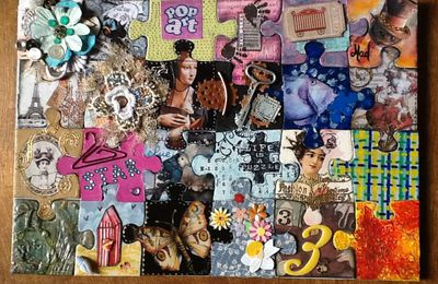 Mix puzzle