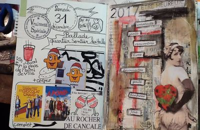 art journal 2017