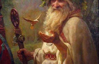 Les ruines de la magie et le retour de Merlin l'Enchanteur
