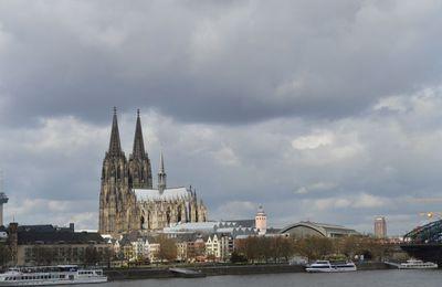 Mon séjour à Cologne : L'hôtel