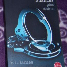 Cinquante nuance plus claires de EL James