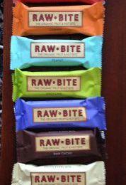 De délicieuses barres fruitées avec Raw Bite