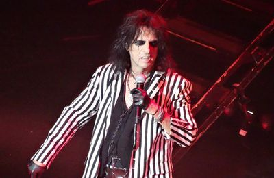 Spend The Night With ALICE COOPER - Cirque Royal - Bruxelles, le 21 juin 2016