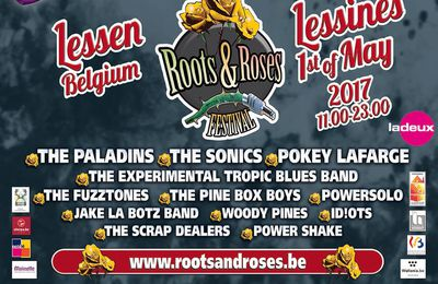 Roots and Roses 1st of May - Communiqué de Presse!