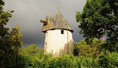 Moulin de Saint Chels