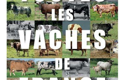Toutes les vaches de France, d'hier, d'aujourd'hui et de demain