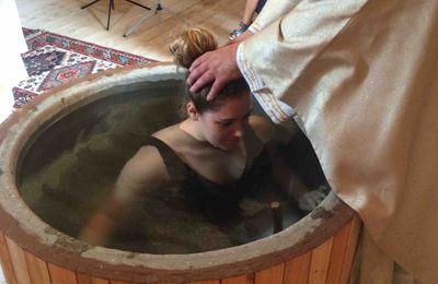 Catéchèse sur le baptême