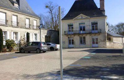 Le stationnement à Saint-Christophe