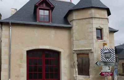 Des couleurs sur les murs de Bueil-en-Touraine