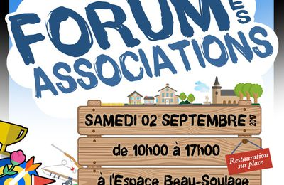 Un premier forum des associations à Saint-Christophe-sur-le-Nais