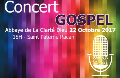 Concert Gospel à la Clarté Dieu