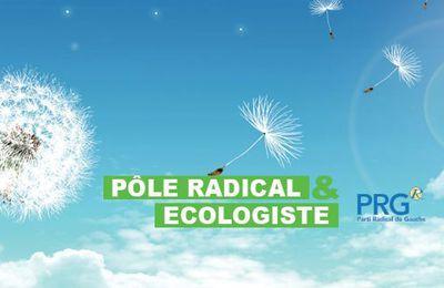 Génération Ecologie avec le PRG pour la Présidentielle