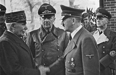 Pétain, quand tu nous tiens... A propos d'une réaction du Figaro à la volonté du maire de New York de retirer une plaque d'hommage à Pétain