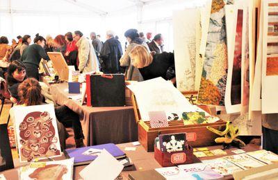 Multiples: la 12e édition du Salon de la Petite Edition d'Artistes du pays de Morlaix aura lieu au Roudour de St Martin des Champs les 21 et 22 octobre 2017