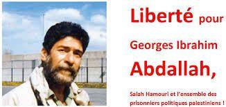 34 de détention pour le plus vieux prisonnier de France: libérez George Ibrahim Abdallah! (AFPS)