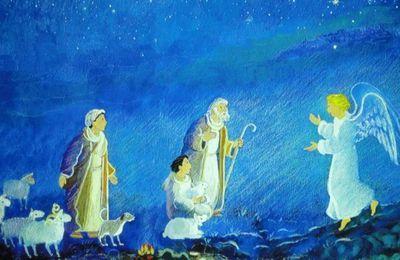Transmetteurs de la Bonne Nouvelle Homélie Ste Marie Mère de Dieu (1.01.2017)