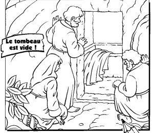 Dimanche de Pâques (Jean 20, 1-9) (DiMail 14)